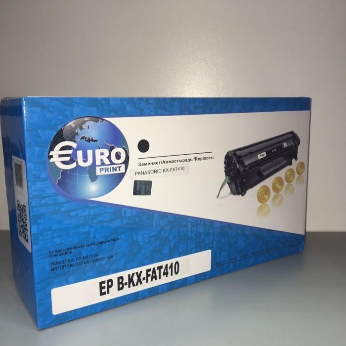 Картриджи лазерные монохромные для Panasonic